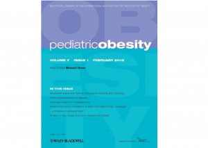 Trends in Beverage Purchases in March 2013 Pediatric Obesity